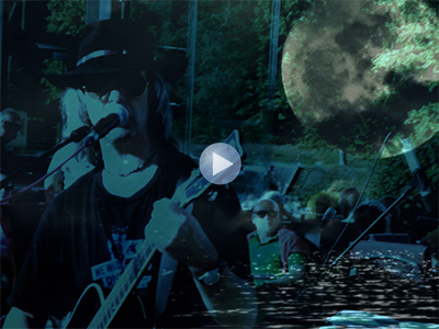Open Air Bucher Stausee 9.9.2018: Moonlight Drive - Five To One