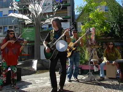 Live Aalen City Street Music 3.7.14